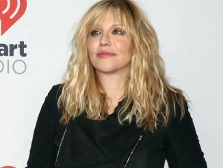 Courtney Love - iHeartRadio Music Festival Las Vegas 2015