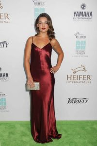 "Danielle Campbell - 4th Annual Beyond Hunger ""A Place at the Table"" Gala"