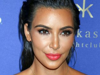 Kim Kardashian West Guest Hosts at Hakkasan Las Vegas Nightclub on July 22, 2016