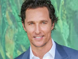 "Matthew McConaughey - ""Kubo and the Two Strings"" World Premiere"