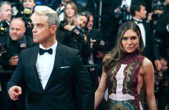 Robbie Williams und Ayda Field feiern Tochter Teddy