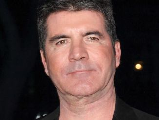 Simon Cowell - The Sun Military Awards 2014