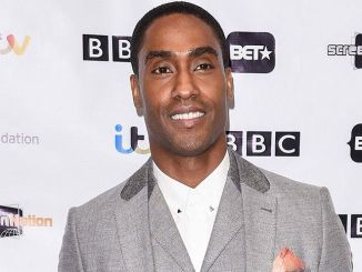 Simon Webbe - 2016 Screen Nation Film and Television Awards