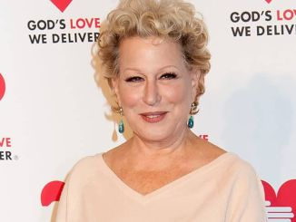 Bette Midler - God's Love We Deliver 2013 Golden Heart Awards