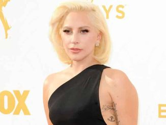 Lady Gaga - 67th Annual Primetime Emmy Awards