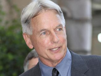 Mark Harmon Honored with a Star on the Hollywood Walk of Fame on October 1, 2012