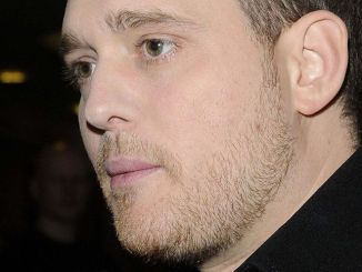 "Michael Buble ""On Stage, Off Stage"" Book Signing at Waterstone's in London on October 14, 2011"