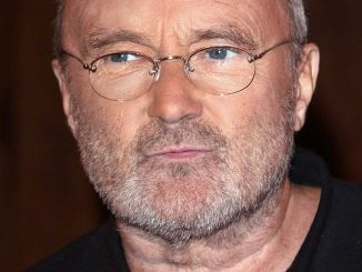 "Phil Collins ""Not Dead Yet"" Autobiography Photocall at St James's Church in London on October 18, 2016"