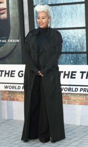 "Emeli Sande - ""The Girl on the Train"" World Premiere"