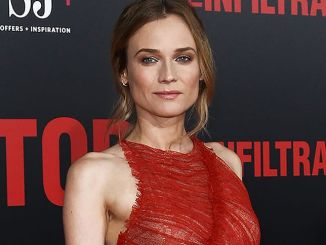 "Diane Kruger - ""The Infiltrator'"" New York Premiere"