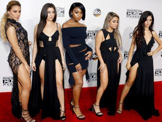 Fifth Harmony - 2016 American Music Awards - Arrivals