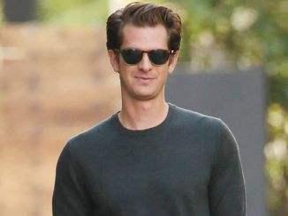 """Andrew Garfield Sighted Arriving at """"Jimmy Kimmel Live!"""" on October 26, 2016"""