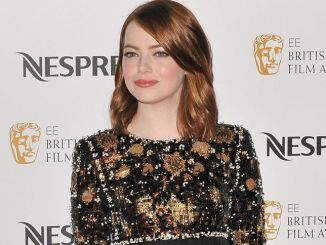 Emma Stone - Nespresso Hosts the 2017 BAFTA Nominees Party