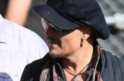 """Johnny Depp hat mehr Freiheiten bei """"The Hollywood Vampires"""""""