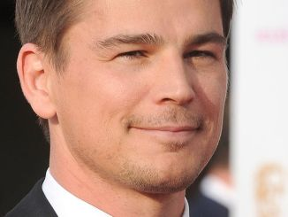 Josh Hartnett - House of Fraser British Academy Television Awards 2016