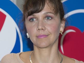 "Maggie Gyllenhaal - ""Love: From Cave to Keyboard, Imagined by Pepsi"" Exhibition Opening"