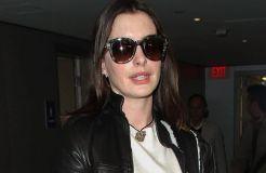 Anne Hathaway über die Liebe ihre Mannes Adam Shulman