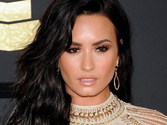 Demi Lovato - 59th GRAMMY Awards