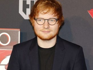 Ed Sheeran - 2017 iHeartRadio Music Awards - 2
