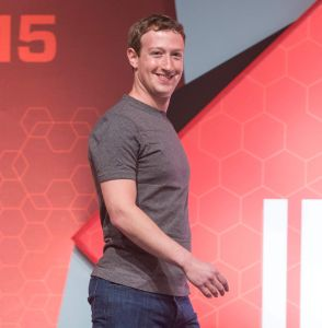 Mark Zuckerberg - 2015 Mobile World Congress Conference