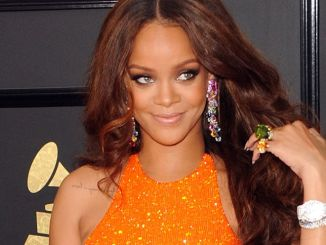 Rihanna - 59th GRAMMY Awards - 2