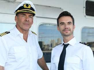 "Florian Silbereisen wird ""Traumschiff""-Offizier! - TV News"