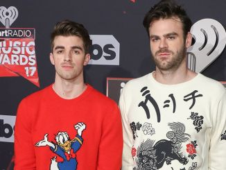 The Chainsmokers - 2017 iHeartRadio Music Awards