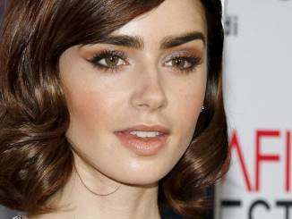 Lily Collins: Fasziniert von Warren Beatty - Kino