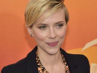 "Scarlett Johansson - ""He Named Me Malala"" New York City Premiere - 2"