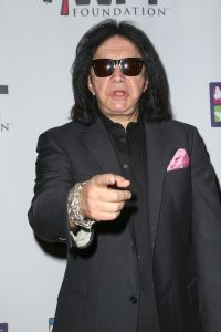 Gene Simmons - 2016 Four Kings and an Ace Charity Poker Night