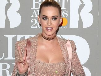 Katy Perry - BRIT Awards 2017 - 2
