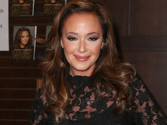 """Leah Remini's """"Troublemaker: Surviving Hollywood and Scientology"""" Book Signing at Barnes & Noble in Los Angeles on December 8, 2015"""