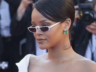 Rihanna macht Mode für ihre neue Figur - Promi Klatsch und Tratsch