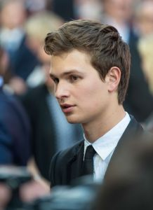 "Ansel Elgort - ""Baby Driver"" UK Premiere"
