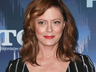Susan Sarandon - 2017 Winter TCA Tour - Fox All-Star Party