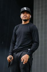 Chance The Rapper - 2015 New Look Wireless Festival