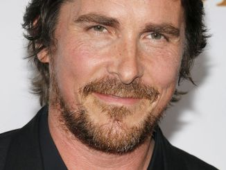 """Christian Bale - """"The Promise"""" Los Angeles Premiere"""