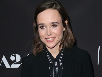 "Ellen Page - ""Into the Forest"" Los Angeles Premiere"
