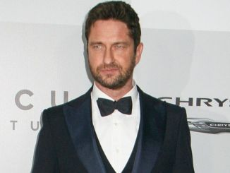 Gerard Butler - NBCUniversal's 73rd Annual Golden Globes After Party