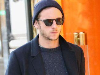 Jamie Bell Sighted in Los Angeles on December 19, 2016