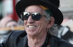 """Keith Richards - """"The Rolling Stones: Exhibitionism"""" Opening Night Gala Private View"""