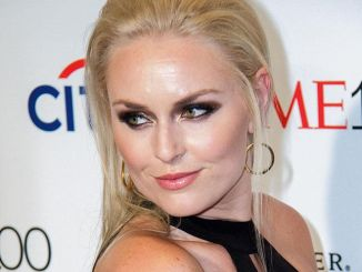 Lindsay Vonn - 2017 Time Magazine 100 Most Influential People in the World Gala