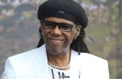 Nile Rodgers: Vorsitzender der Songwriters Hall of Fame