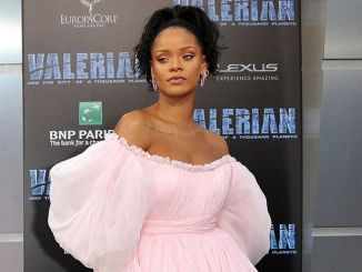 "Rihanna - ""Valerian And The City Of A Thousand Planets"" World Premiere - 3"