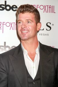 Robin Thicke - New Year's Eve Celebration with Robin Thicke at Foxtail Nightclub in Las Vegas - 2