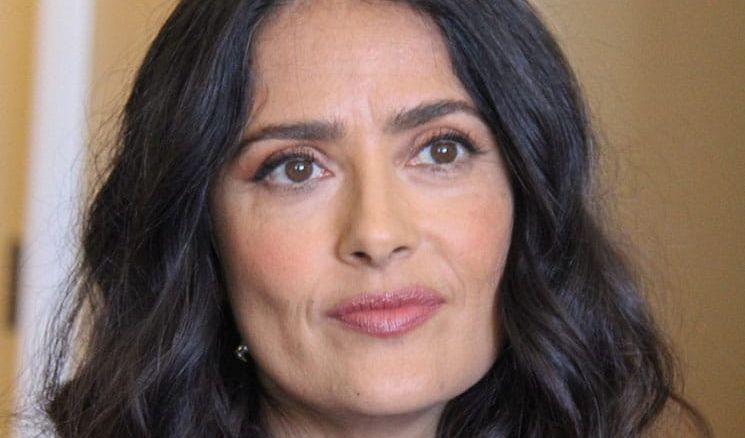 "Salma Hayek - ""How to Be a Latin Lover"" Los Angeles Photocall"
