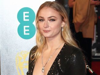 Sophie Turner - EE British Academy Film Awards 2017