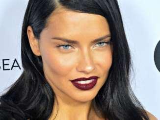 Adriana Lima ist besessen von Wimperntusche - Promi Klatsch und Tratsch