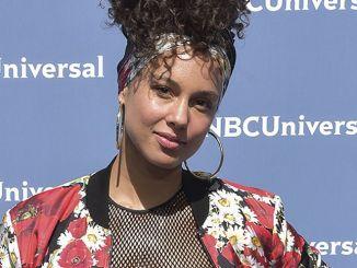 Alicia Keys - NBCUniversal 2016 Upfront Presentation - 2