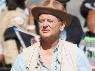 """Bill Murray Sighted at """"Jimmy Kimmel Live!"""" on June 7, 2016"""